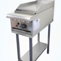 Gas Hotplate 300mm wide on stand