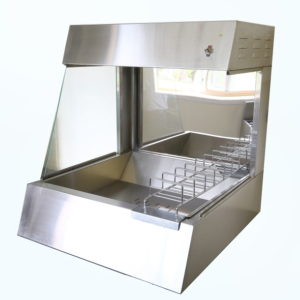 Counter top fry holding station –  FWT-560