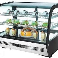 COUNTERTOP DISPLAY FRIDGE –  160 LTR