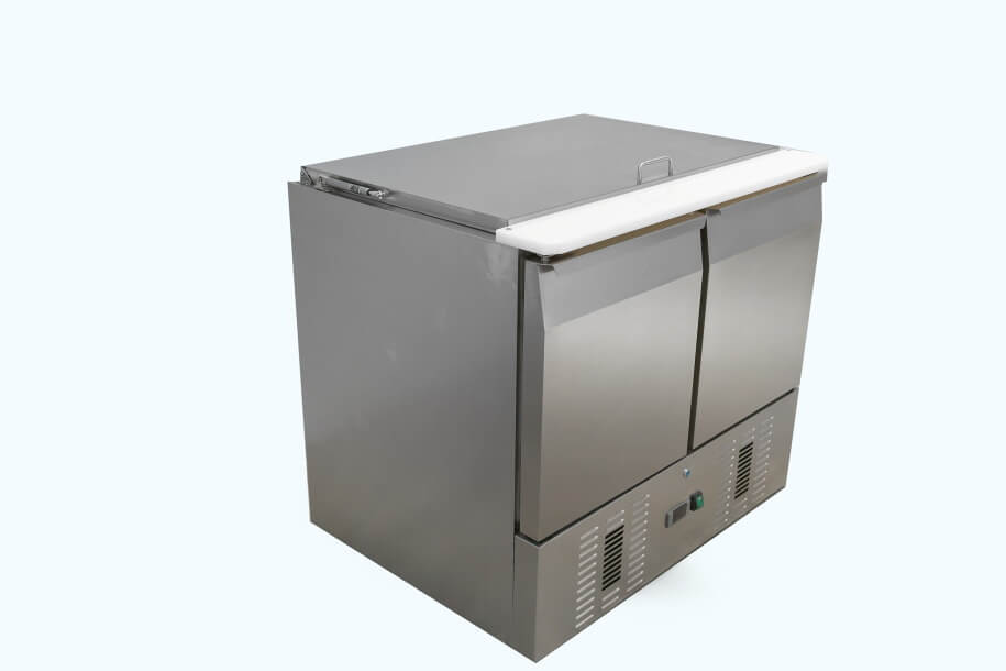 Refrigerated Salad Bar Fridge Gold Coast Catering Equipment