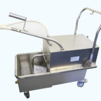 Deep Fryer Filtration System